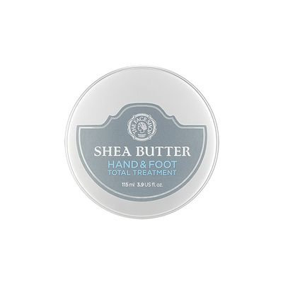 The Face Shop - Shea Butter Hand & Foot Total Treatment 115ml 115ml