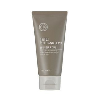The Face Shop - Jeju Volcanic Lava Peel Off Clay Nose Mask 50g 50g