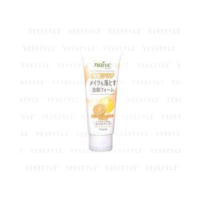 Kracie - Na ve Deep Cleansing Foam (Grapefruit) 140g