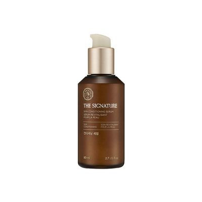 The Face Shop - The Signature Skin Conditioning Serum 80ml 80ml