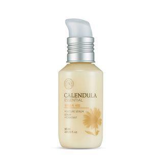 The Face Shop - Calendula Essential Moisture Serum 60ml 60ml