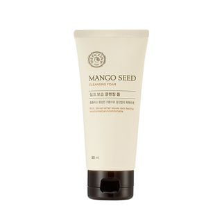 The Face Shop - Mango Seed Cleansing Foam 50ml 50ml