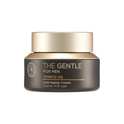The Face Shop - The Gentle For Men Anti-Aging Cream 50ml 50ml