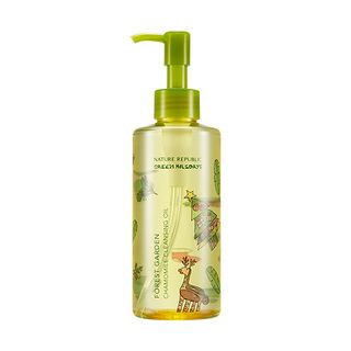 Nature Republic - Green Holiday Forest Garden Chamomile Cleansing Oil 200ml 200ml