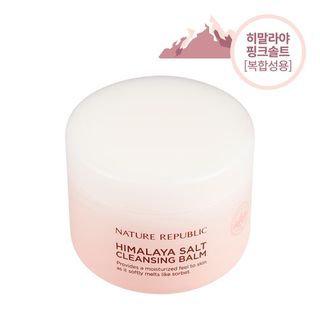 Nature Republic - Himalaya Salt Cleansing Balm Pink Salt 90ml 90ml