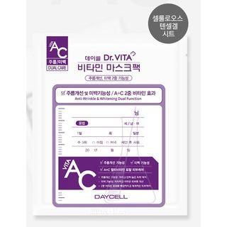 DAYCELL - Dr. VITA Vitamin Mask Pack AC 1pc 30g