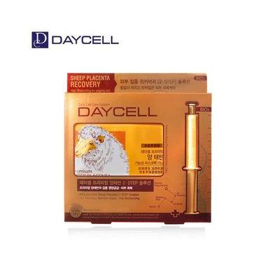 DAYCELL - Bios Premium Sheep Placenta 2-Step Solution Set: Mask Pack 10pcs + Cream 6ml 25g x 10pcs