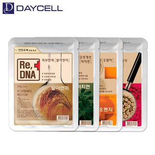 DAYCELL - Re, DNA Medi Sheet Mask Pack 1pc Germinated Brown Rice (Lifting)