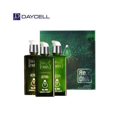 DAYCELL - Re, DNA Green Light Homme Set: Skin 130ml + 130ml + Emulsion 130ml 3pcs