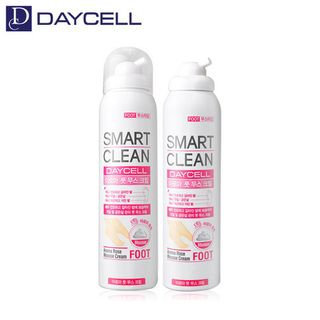 DAYCELL - Smart Clean Aroma Foot Mousse Cream 150ml 150ml
