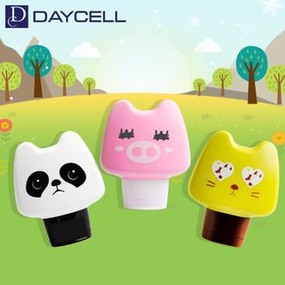 DAYCELL - Animal Hand Cream 60ml Pig DonDon - Budapest Rose