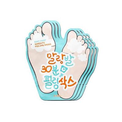 A'pieu APIEU - Soft Foot 30 Minute Peeling Socks 3pairs 3pairs