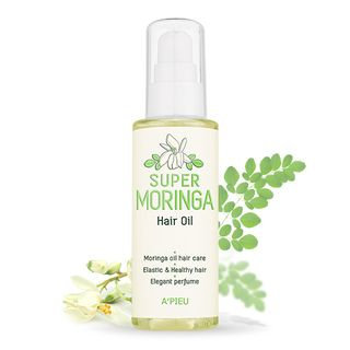 A'pieu APIEU - Super Moringa Hair Oil 80ml 80ml