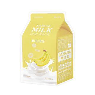 A'pieu APIEU - Banana Milk One Pack 1pc 21g