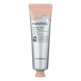 Tony Moly - Painting Therapy Pack (SOS Care Pink Color Clay) 30g 30g
