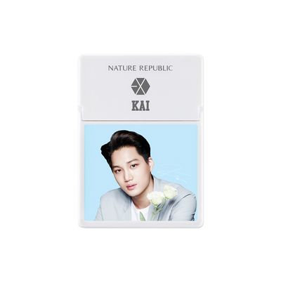 Nature Republic - Beauty Tool High Quality Oil Control Paper Pact (EXO Edition Kai) 50pcs 1g