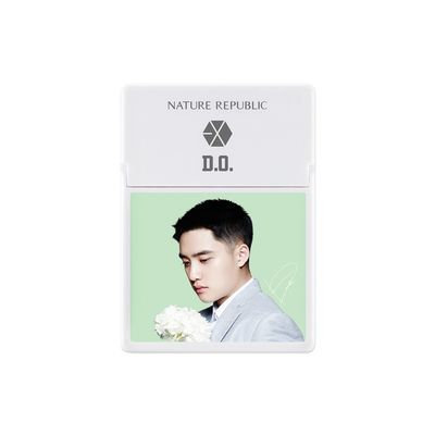 Nature Republic - Beauty Tool High Quality Oil Control Paper Pact (EXO Edition D.O.) 50pcs 1g