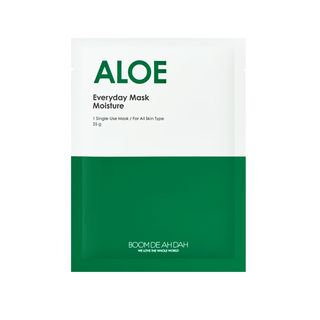 BOOM DE AH DAH - Everyday Mask Aloe 1pc 25g