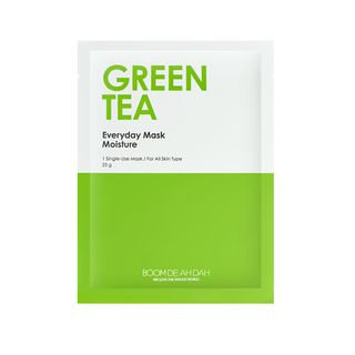 BOOM DE AH DAH - Everyday Mask Greentea 1pc 25g