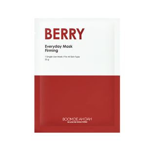 BOOM DE AH DAH - Everyday Mask Berry 1pc 25g