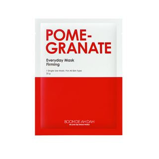 BOOM DE AH DAH - Everyday Mask Pomegranate 1pc 25g