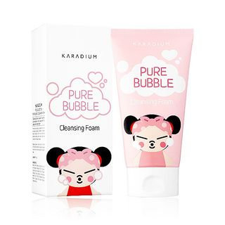 KARADIUM - Pucca Love Edition Pure Bubble Cleansing Foam 150g 150g