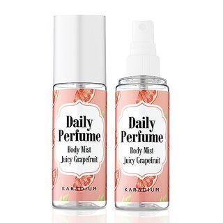 KARADIUM - Daily Perfume Body Mist (Juicy Grapefruit) 80ml 80ml