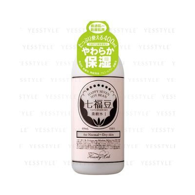 BCL - Happy Seven Soy Bean Soft Water I (for Normal & Dry Skin) 400ml