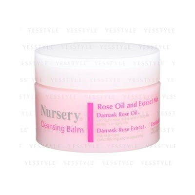 Nursery Rose Oil and Extract Mix Cleansing Balm