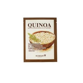 Skinfood - Everyday Facial Mask Sheet (Quinoa) 1pc 21g