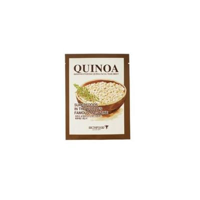Skinfood - Everyday Facial Mask Sheet (Quinoa) 1pc 21g