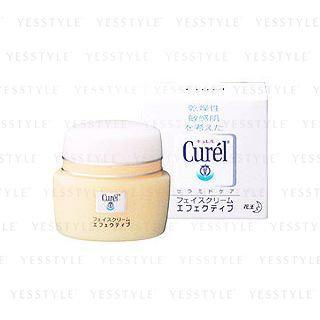 Kao - Curel Face Cream Effective 35g