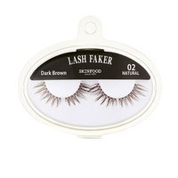 Skinfood - Lash Faker (Dark Brown) (3 Types) Natural #02