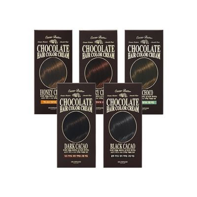 SKINFOOD Chocolate Hair Color Cream