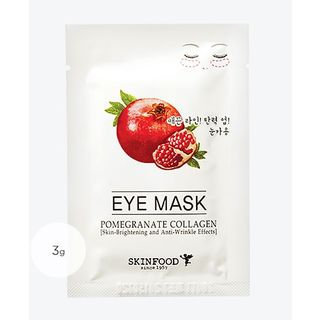 Skinfood - Pomegranate Collagen Eye Mask 1pair 3g