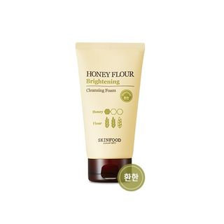 Skinfood - Honey Flour Cleansing Foam (Brightening) 150ml 150ml