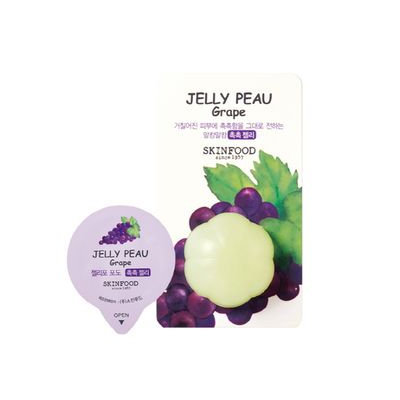 Skinfood - Jelly Peau (4 Flavors) 1pc Strawberry