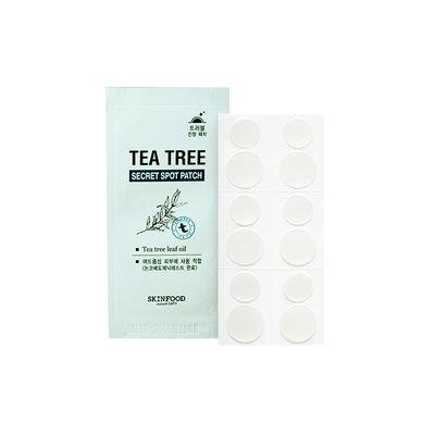 Skinfood - Tea Tree Secret Spot Patch 1pc (12patches)
