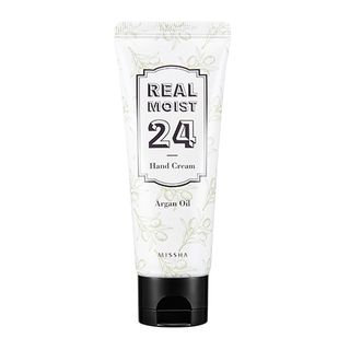 Missha - Real Moist 24 Hand Cream (Argan Oil) 70ml 70ml