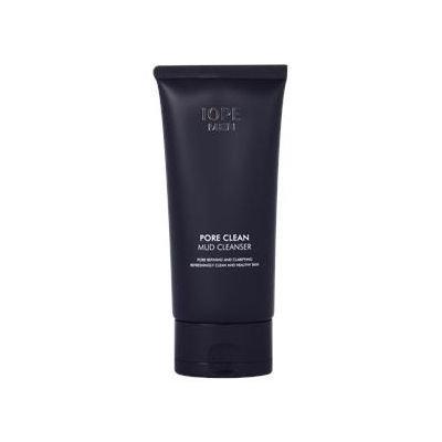 IOPE - Men Pore Clean Mud Cleanser 125ml 125ml