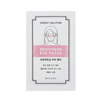 Missha - Speedy Solution Brightening Eye Patch 1pair