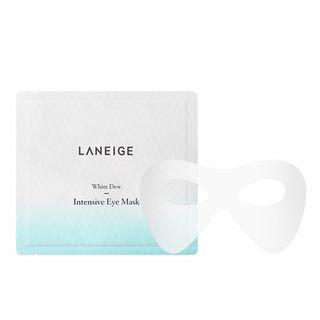 Laneige - White Dew Intensive Eye Mask 8pcs 10g x 8