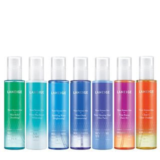 Laneige - Water Science Mist 120ml Time Freeze (Face-fit)