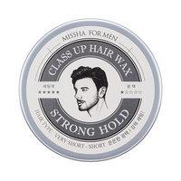 Missha - For Men Class Up Hair Wax (Strong Hold) 90g 90g