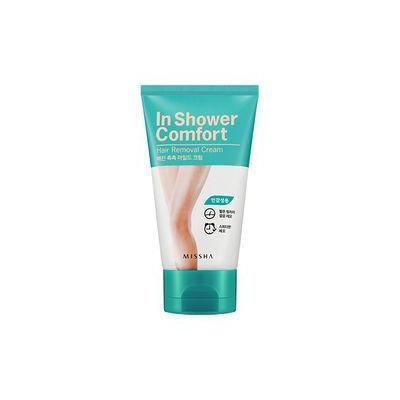 Missha - In Shower Comfort Hair Removal Cream (Sensitive Skin) 100g 100g
