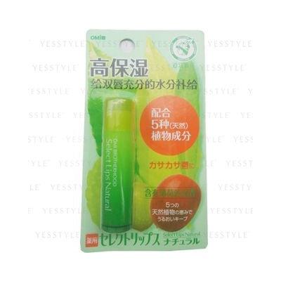 OMI - Menturm Select Lips Natural 5.2g