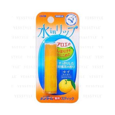 OMI - Menturm Water in Lip (Japanese Yuzu) 5.2g