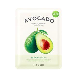It's Skin Its skin - The Fresh Mask Sheet (Avocado) 1pc 1pc