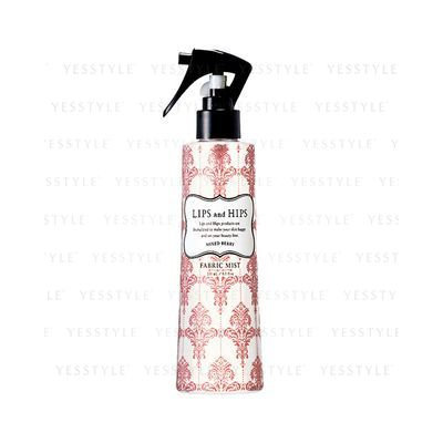 LIPS and HIPS - Fabric Mist (Mixed Berry) 250ml