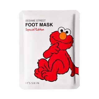 It's Skin Its skin - Sesame Street Foot Mask (Sesame Street Edition) 1pair 16ml